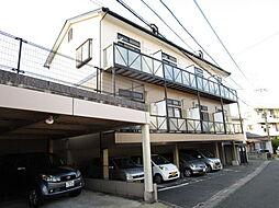 福岡県福岡市東区松崎4丁目の賃貸アパートの外観