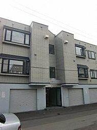 レインボーハイツ[3階]の外観