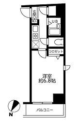 菱和パレス南大塚[2階]の間取り