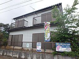 松本アパート[1階]の外観