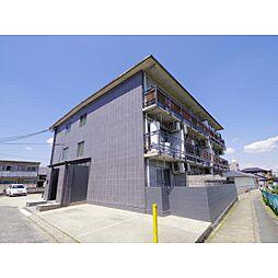 奈良県大和郡山市柳5丁目の賃貸マンションの外観