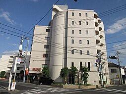 上杉第7ビル西古松[6階]の外観