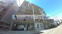 サニーサイド玉造[3階]の外観