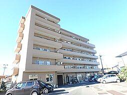 栃木県宇都宮市東町の賃貸マンションの外観
