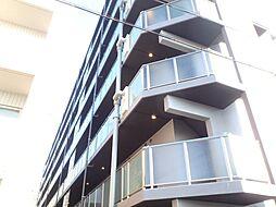 神奈川県大和市中央5の賃貸マンションの外観