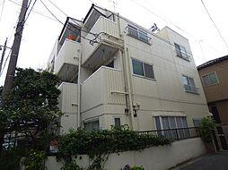 ホワイトハイツ[2階]の外観