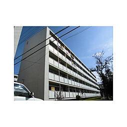 ビレッジハウス検見川 4号棟[3階]の外観