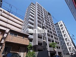 ピュアドーム箱崎ステーション[10階]の外観
