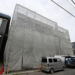 シャトーライフ新札幌1[2階]の外観