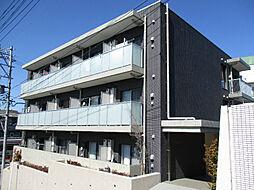 愛知県名古屋市昭和区福原町1丁目の賃貸マンションの外観