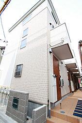 愛知県名古屋市緑区鳴海町字本町の賃貸アパートの外観