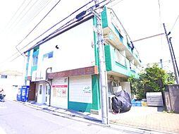 石川コーポ[2階]の外観