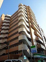 朝日大通り公園マンション[6階]の外観