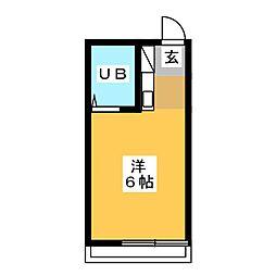 【敷金礼金0円!】ファーランジュ小金井公園