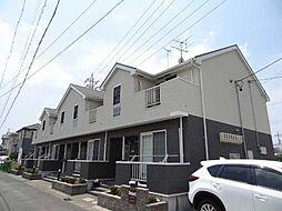 愛知県海部郡大治町大字長牧字浦畑の賃貸アパートの外観