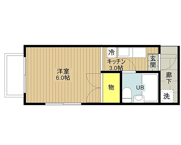 sasakiNo31[1階]の間取り