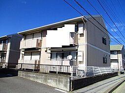 千葉県君津市南子安4の賃貸アパートの外観