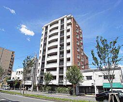 京都府京都市下京区西七条比輪田町(西大路七条上る)の賃貸マンションの外観