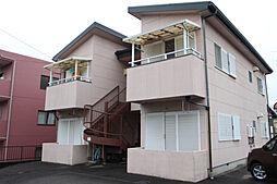 愛知県名古屋市守山区白山1丁目の賃貸マンションの外観