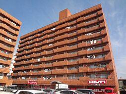 フェリオ市駅西II[8階]の外観