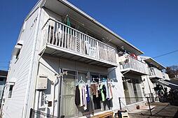 広島県広島市安佐北区落合南3丁目の賃貸アパートの外観