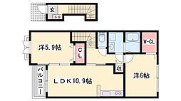 英賀保駅 6.0万円