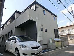 埼玉県さいたま市見沼区東大宮1丁目の賃貸アパートの外観