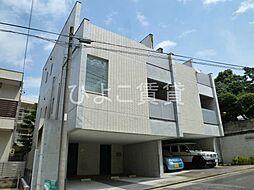 Aile Shiroyama[B号室]の外観