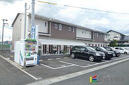 佐賀県鳥栖市藤木町の賃貸アパートの外観