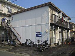 サンハイム鶴ヶ島[201号室]の外観