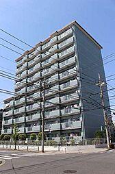 東京都足立区東綾瀬1丁目の賃貸マンションの外観