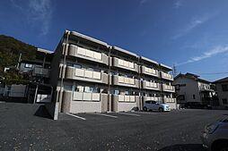 山梨県甲府市大和町の賃貸マンションの外観