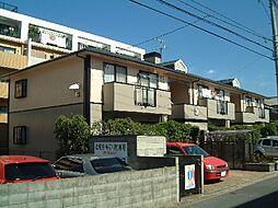 福岡県福岡市早良区有田5丁目の賃貸アパートの外観