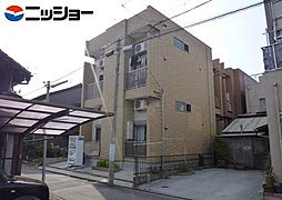 リヴェールF・P・N[1階]の外観