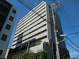 大阪府大阪市住之江区緑木1丁目の賃貸マンションの外観