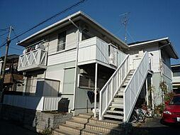 兵庫県伊丹市稲野町5丁目の賃貸アパートの外観