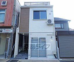 近鉄京都線 東寺駅 徒歩10分の賃貸アパート