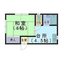 内灘駅 2.6万円