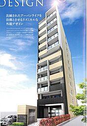 大阪府大阪市港区南市岡2丁目の賃貸マンションの外観