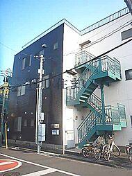 埼玉県川口市朝日1丁目の賃貸マンションの外観