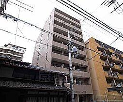 京都府京都市下京区本上神明町の賃貸マンションの外観