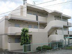コーポ松谷[2階]の外観