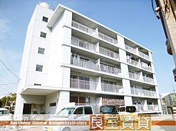 愛知県名古屋市瑞穂区大殿町3丁目の賃貸マンションの外観