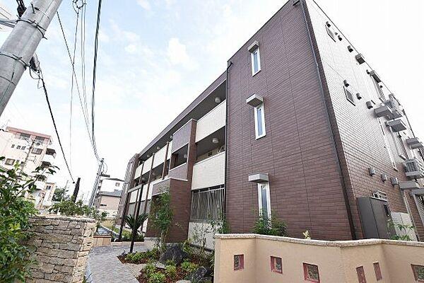 大阪府堺市西区浜寺石津町東4丁の賃貸アパート