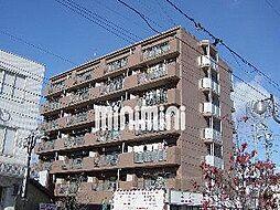 吉田マンション城房[4階]の外観