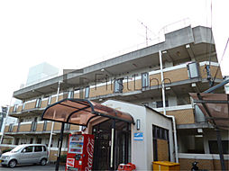 東大手カレッジハイツ[1階]の外観