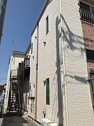 ラプラージュ横浜[201号室]の外観