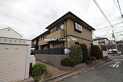 福岡県北九州市若松区二島6の賃貸アパートの外観