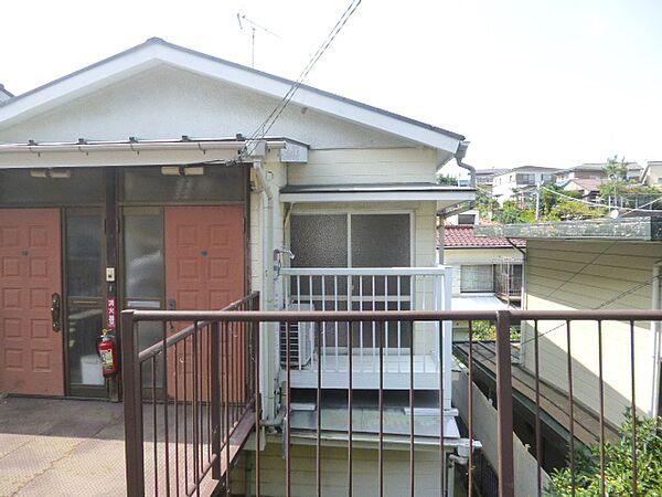アライ 2階の賃貸【神奈川県 / 横浜市金沢区】