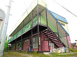 ローヤルハイツ北広島[1階]の外観